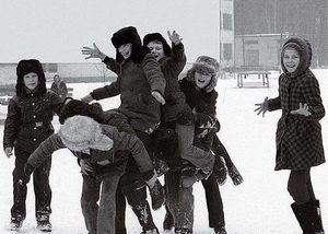 День рождение для детей на природе в советском стиле!